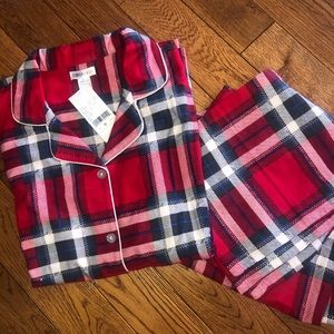 NWT flannel pjs